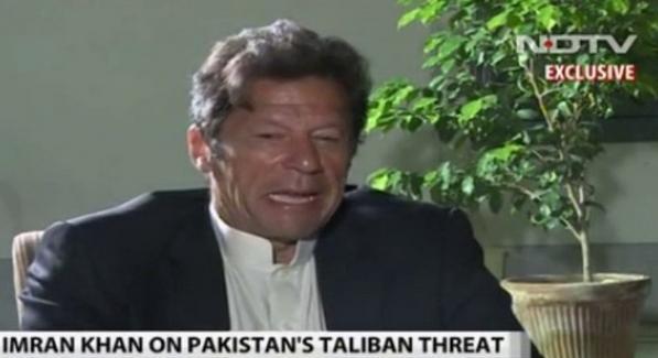Imran Khan interview on NDTV