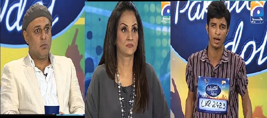 Pakistani Idol Destroyed Atif Aslam Songs