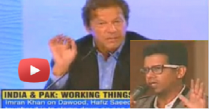 Excellent Answer By Sir Imran Khan to Indian Student