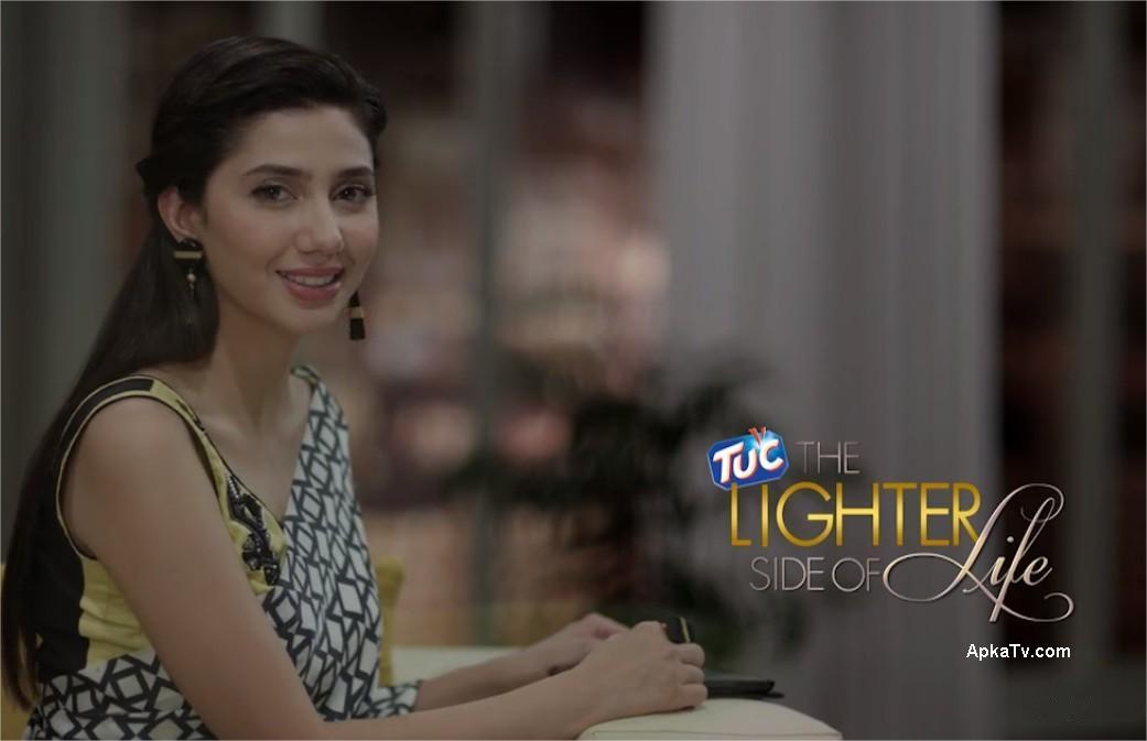 TUC-the-lighter-side-of-life with mahira Khan