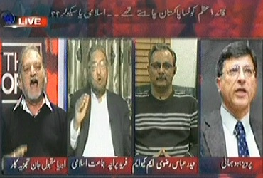 Off The Record (Which Pakistan Did Quaid e Azam Wanted? Secular Or Islamic?) – 25th December 2013