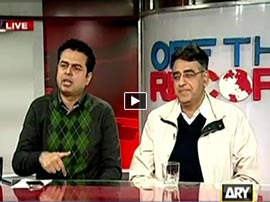 Off The Record - 31st December 2014