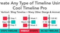 weekly timeline wordpress plugin