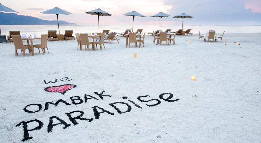 paradise Gili Air