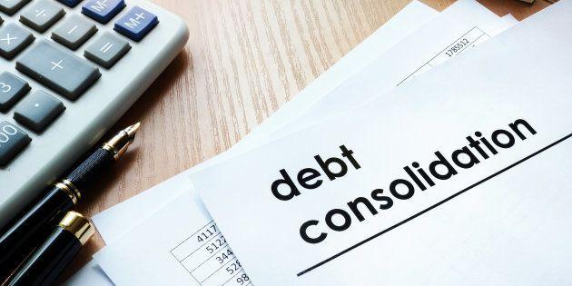 debt consolidating ideas
