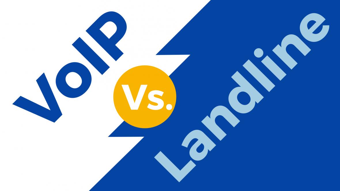 VoIP vs Landline Comparison